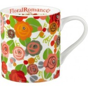 Кружка JULIE DODSWORTH Floral Romance 340 мл JDFR00011