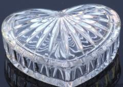 crystal bohemia Шкатулка 11 см 54700/52400/110
