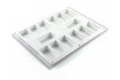 silikomart Форма для мороженого La Gelateria 300x400 мм BISC01