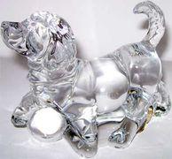 crystal bohemia Скульптура 13,5см 74872/58900/136