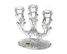 crystal bohemia Подсвечник 3 свечи Candelabras 96213/60312/165
