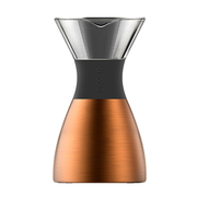 Кофеварка Pour Over 1,18л PO300 COPPER/BLACK