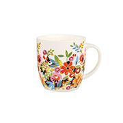 Кружка COLLIER CAMPBELL FLOWER PATCH & GRANDIFLORA 300 мл COCA00361